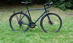 Intec F10 – Radspannerei Touring, Bicycle, Urban, Google, Hang In There, Frame, Searching, Bike, Bicycle Kick