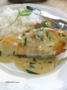 French Tarragon Chicken RECIPE
