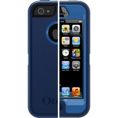 iPhone 5 case – Defender Series | OtterBox.com . I want this case too.