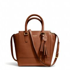 Coach  LEGACY MINI TANNER CROSSBODY IN LEATHER. My new bag