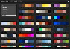 Colour Palettes Part 89
