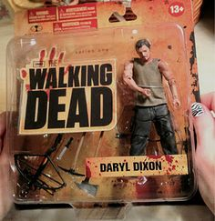 The Walking Dead TV Series Action Figures Have Arrived!