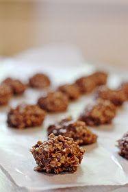 The Paper Heart Studio: No Bake Cookies {Foodie Friday}