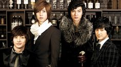 Boys Over Flowers - 꽃보다 남자. One of the biggest hits of our time. With LEE Min-Ho, Kim Hyun-Joong, Goo Hye-Sun, Kim Bum & Kim Joon. A modern tale with a spunky girl and the 4 richest men in South Korea. Flower Boys, F4 Boys Over Flowers, Boys Before Flowers, Korean Celebrities, Korean Actors, Korean Dramas, Asian Actors, Celebs, K Pop