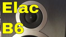 Elac Debut B6 Unboxing