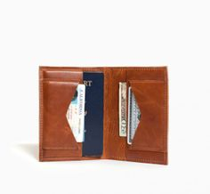 WWT Passport Wallet on BourbonandBoots.com