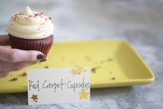 red carpet cupcakes #oscars