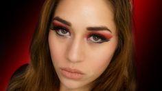 Make up Katniss Everdeen Los Juegos del hambre | Tutorial por Adriana Ro...