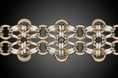LOVE this Chainmaille pattern!