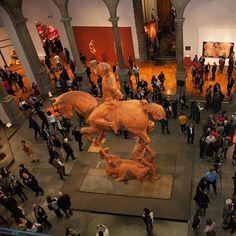 #Reflejo VII,  #JavierMarin,  Terra,  en el #palaciodeiturbide,  #centrohistorico de la #cdmx