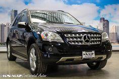 2009 Mercedes-Benz M-Class ML350 4MATIC® SUV for sale in North Chicago, IL