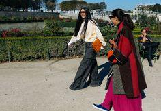 best paris fashion week street style