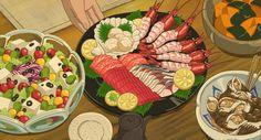Anime Food: Foto Food illustrations Anime bento Food