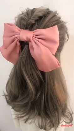 Hairdo For Long Hair, Easy Hairstyles For Long Hair, Braided Hairstyles, Front Hair Styles, Medium Hair Styles, Curly Hair Styles, Kawaii Hairstyles, Edgy Hair, Aesthetic Hair