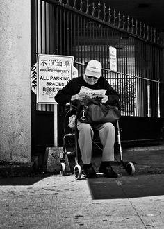 Sunday Afternoon In Chinatown #Toronto Ontario on @LinkedInPulse  #blackandwhite #street #photography