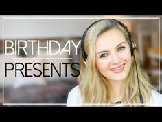 What I Got For My Birthday 2015 | Niomi Smart - YouTube