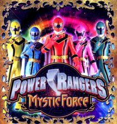 Rangers force power mystic