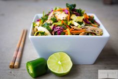 30 days of delicious salads — Homegrown & Healthy