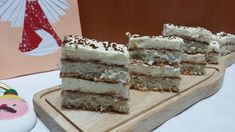 Romanian Desserts, Romanian Food, Sweets Cake, Pastry Cake, Cheesecakes, Nutella, New Recipes, Sweet Treats, Food And Drink
