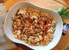 Paleolivet: Fantastisk paleo humus på bagte blomkål