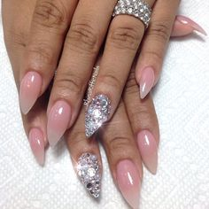 """""""Check out @RhinaRifficNails . She does beautiful and quality work! Her work speaks volume. Follow @RhinaRifficNails @RhinaRifficNails"""""""