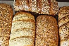 Homemade whole wheat bread Pan Dulce, Mexican Bread, Pan Bread, Savory Snacks, Sans Gluten, I Foods, Sweet Recipes, Tapas, Muffins