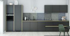Zwart Keuken Kvik : Beste afbeeldingen van kvik keukens kitchens home kitchens