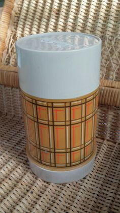 Vintage Thermos By Aladdin. Soup ThermosRustic by acollectedhome