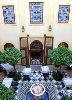 Beautiful Marrakech Riad