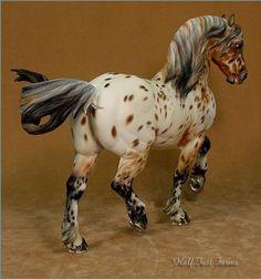 Appaloosa Model Horses looks like Cochise