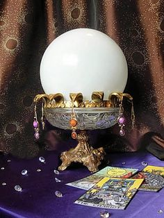 the fortune teller theme