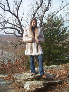 Lynx Fur Coat.