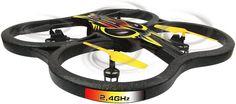 Jamara Quadrocopter Invader RTF (038100) Quadricottero: confronta i prezzi e compara le offerte su idealo.it