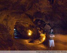 Big Island Caves