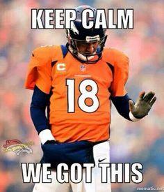 Denver Broncos ~ Peyton Manning .