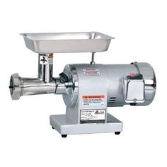 MC-12Standard #12 Head Meat Grinder Meat Grinder/Chopper, MC-22Standard #22 Head Meat Grinder Meat Grinder/Chopper, MC5ALFA 1/2 HP Meat Chopper Best Whitening Toothpaste, Toilet Brushes And Holders, Best Meat, Espresso Machine, Grilling, Coffee Maker, Chopper, Good Things