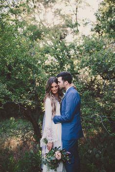 Bride and Groom Tessa Barton Wedding