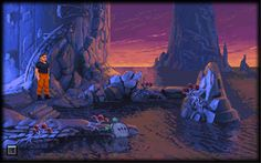 The Dig (LucasArts) - Completed (This was awesome).