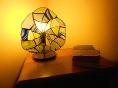 Lamp in situ