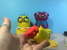 In this video I show you how to mix Play-Doh colors to make your own unique colors. https//youtu.be/8y50d0xVPN8 Just copy link and paste in the browser..