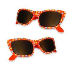 Sunglasses Boca Towel Clips™ in Red Dot (Set of 2) - BedBathandBeyond.ca