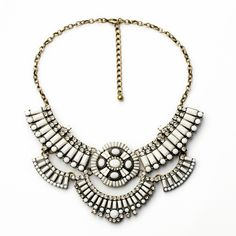 Payton Statement Necklace - SOLD OUT – LayeredChains