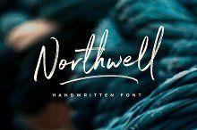 Northwell czcionki