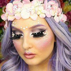 Inspirações de Maquiagens para o Carnaval - Linda e Graciosa
