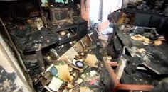 Galdino Saquarema Noticia: Homem incendeia casa com a mulher e filha de 5 mes...