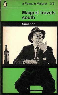 Penguin Maigret - sometimes have reading blockages and I have always found that reading Maigret helps that, the trouble is my library has hardly any in now.