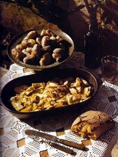 Bacalhau Assado com Batatas a Murro do livro - Cozinha Tradicional Portuguesa Da Verbo