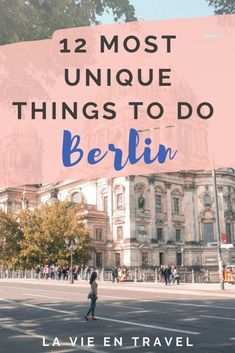 Berlin Attractions Map - Plan your Berlin trip with these amazing things to do in Berlin and add them to your Berlin itinerary! Dont forget any of these places when youre thinking of what to do in Berlin! This city is a must see on your Germany vacation! Germany Destinations, Travel Destinations, Holiday Destinations, Visit Germany, Berlin Germany, Berlin Berlin, Munich, Berlin Travel, Germany Travel