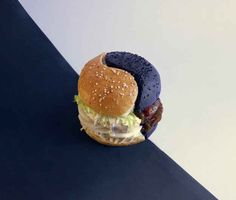 The Yin Yang Burger