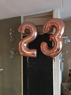 Happy Birthday 22, Gold Birthday Party, 22nd Birthday, Diy Birthday, Birthday Balloons, Cute Love Couple, Cute Couple Pictures, Birthday Girl Quotes, Creative Cake Decorating